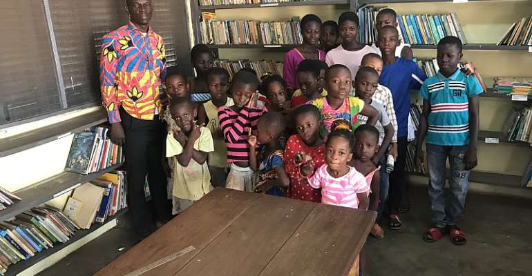Rural Smile Foundation Launches Weekend Reading Project At Ejura