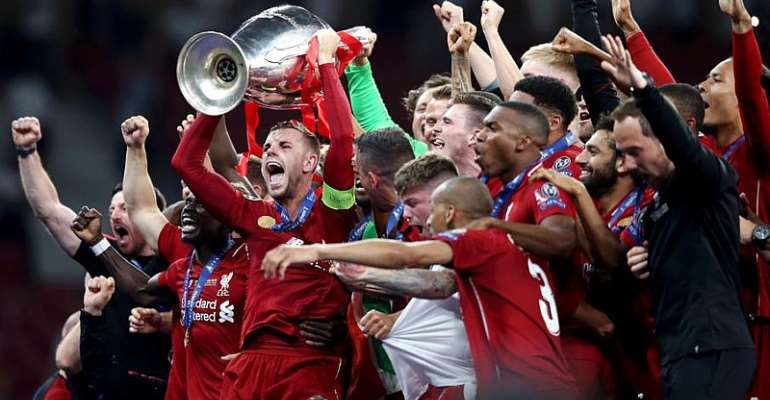 Liverpool Too Strong For Tottenham As Klopp's Men Win Champions League