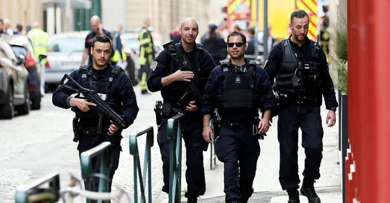 French parcel bomb attacker charged with 'attempted terrorist murder'