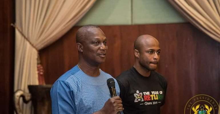 AFCON 2019: Prez. Akufo Addo Has Provided Everything To Ensure Ghana Win AFCON - Kwesi Appiah