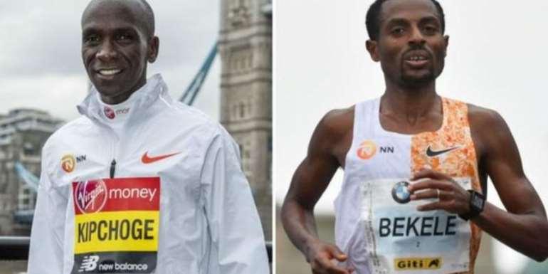 African Running Stars To Take Part In Virtual Marathon