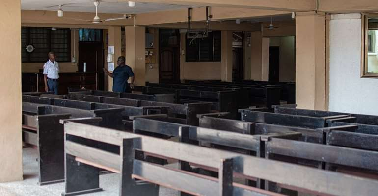Covid-19: Charismatic And Christian Churches Welcome Easing Of Restrictions On Churches