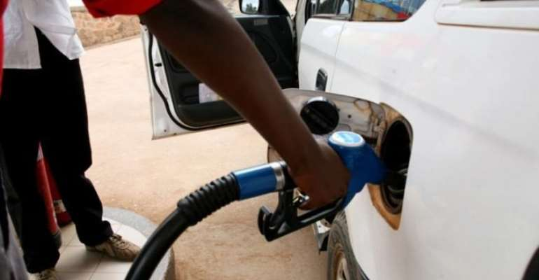 Fuel Prices Go Up Today