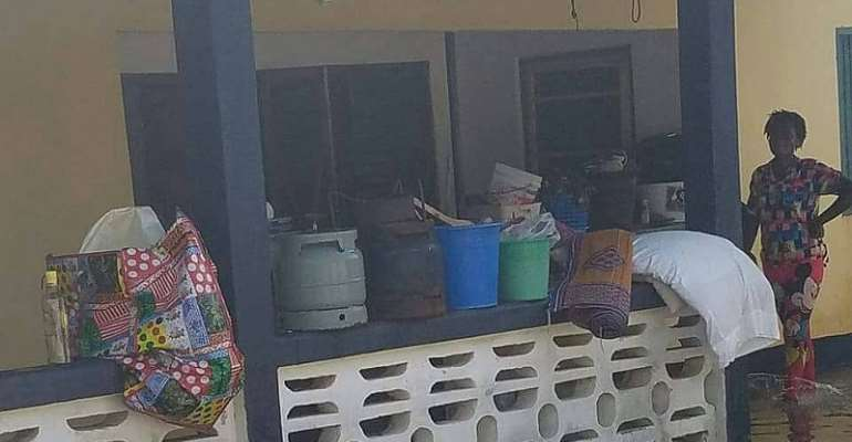 V/R: Schools closed to accommodate tidal waves victims