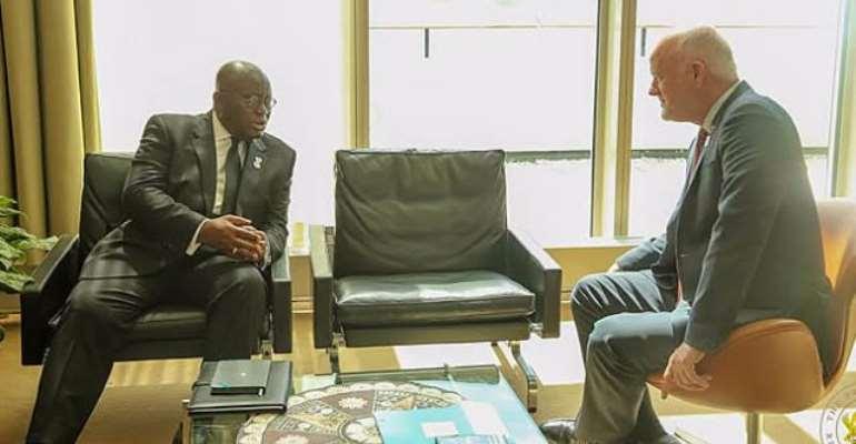 """UN SDGs can be met"" – President Akufo-Addo"