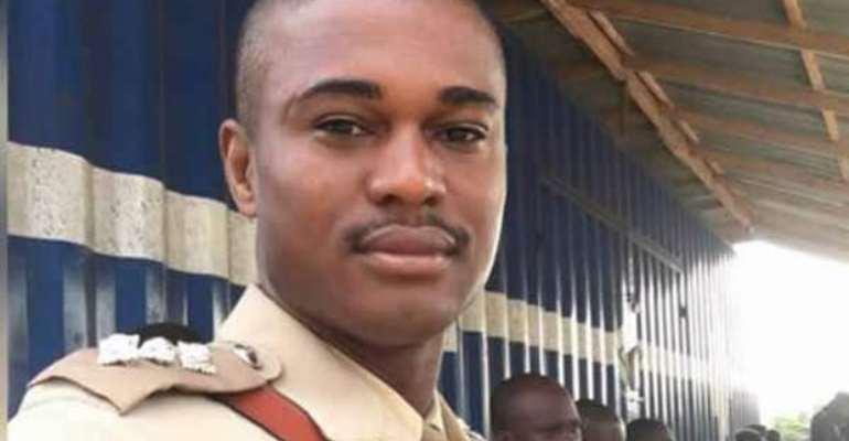 Major Maxwell Adam Mahama