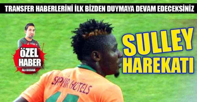 Turkish top tier side Osmanlispor interested in Ghana defender Nuru Sulley