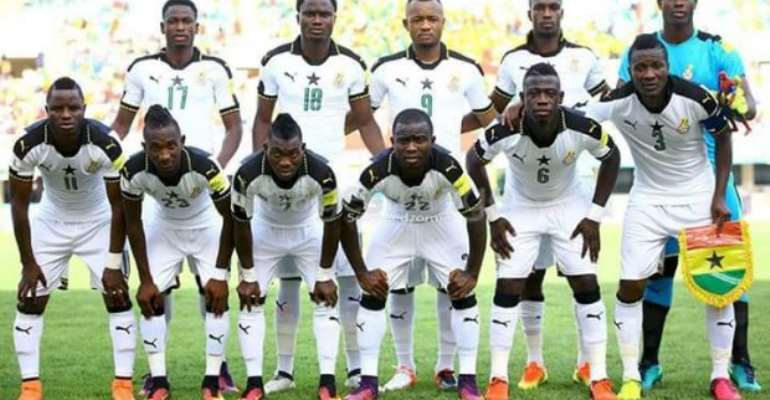 2019 African Nations Cup qualifiers results & scorers