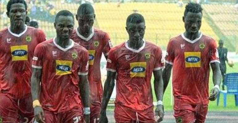 Match Report: Aduana Stars 0-0 Asante Kotoko - 10-man Porcupine Warriors earn point at Dormaa