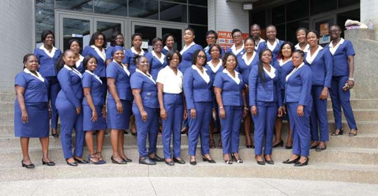 Port Ladies Get New Uniforms To Work Confidently