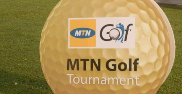 MTN Invitational Golf Fiesta At Tema On Friday