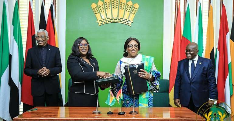 Ghana Gives Free Technical Assistance To Guyana Oil & Gas Discoveries