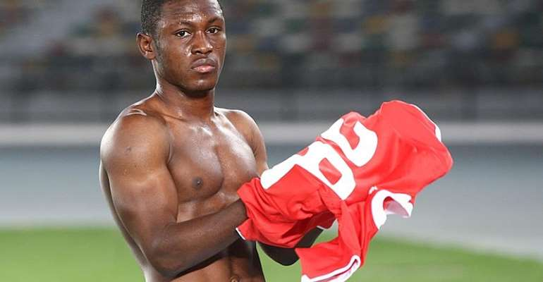 AFCON 2019: Dropped Majeed Waris Wishes Black Stars Well Ahead Of AFCON