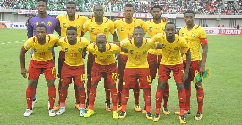 THE INDOMITABLE LIONS OF CAMEROON