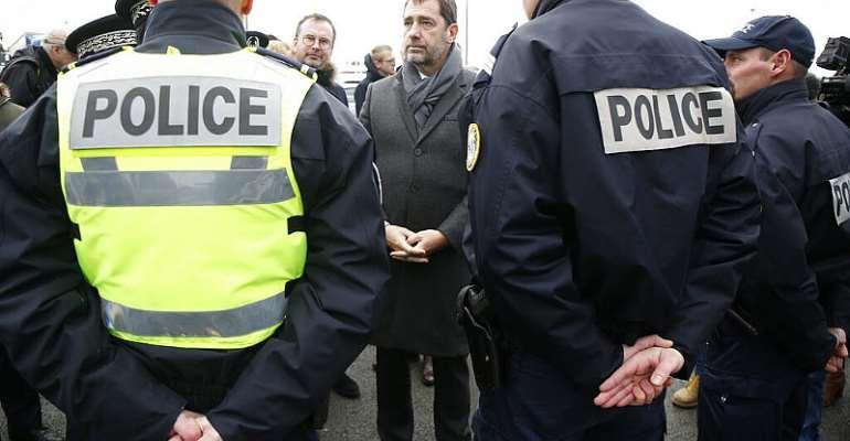 AP - Michel Spingler