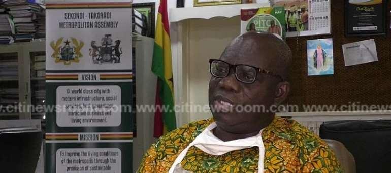 Sekondi-Takoradi Mayor K.K. Sam Reported Dead