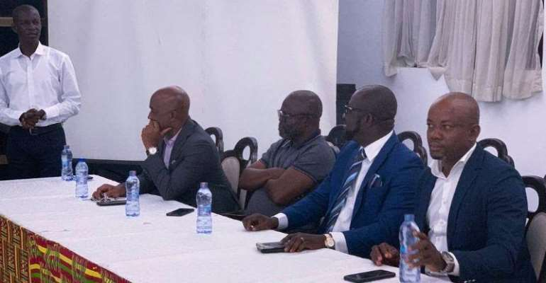 'GFA Executive Council Is The Weakest Ever' - Mickey Charles
