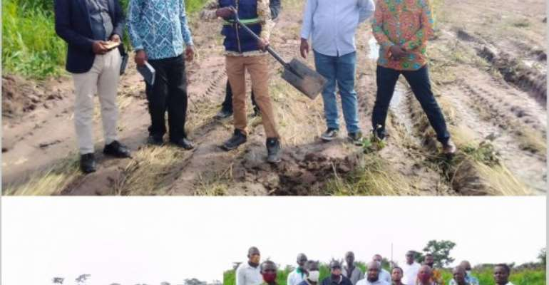Hohoe: Construction Of Rice Processing Factory To Commence
