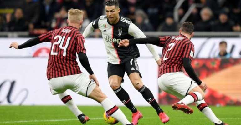 Italian Football Returns With Coppa Italia Semis