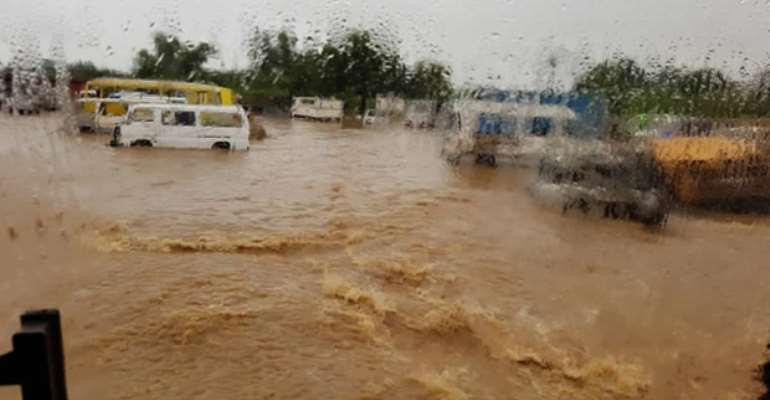 Rains And Floods In Ghana: Precious Lives Should Not Be Lost