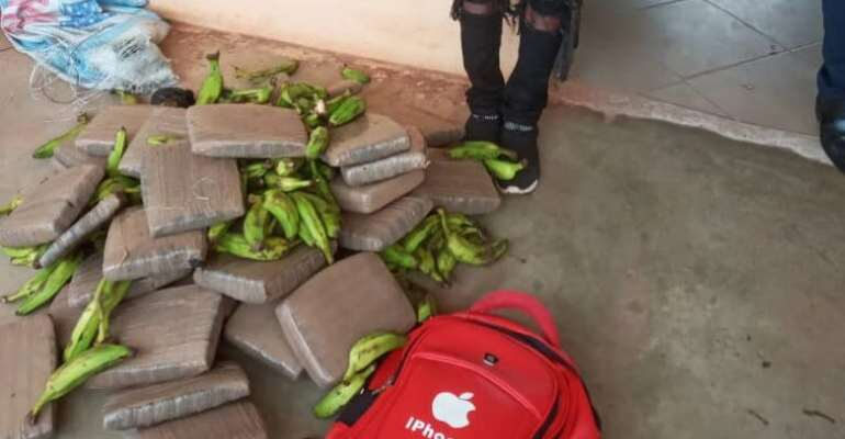 E/R: Man arrested with 31 parcels of 'wee'
