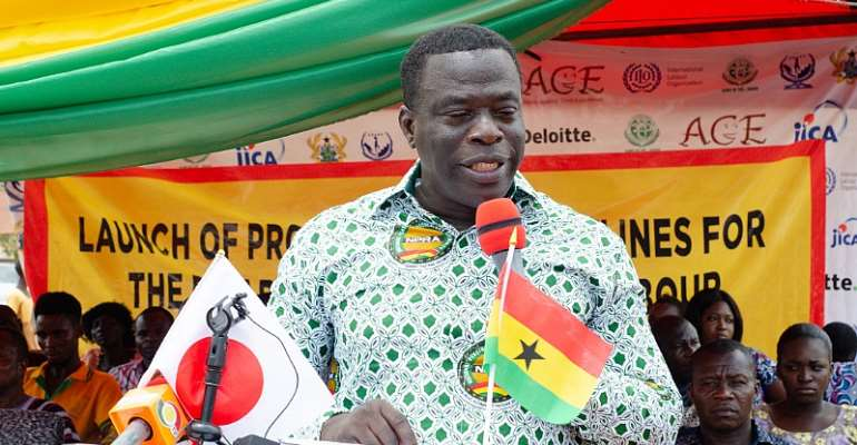 Ghana celebrates World Day Against Child Labour