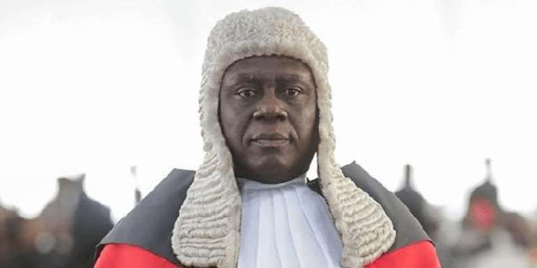 Your hypocrisy is telling — Murtala Mohammedblasts CJ over 'controversial' GLC petition against Dominic Ayine