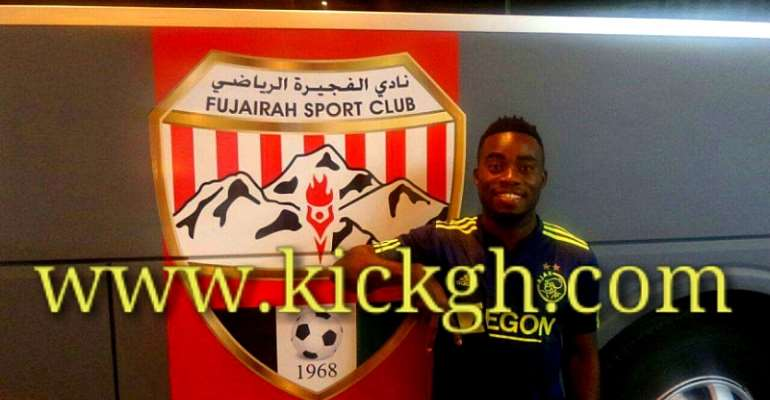 Ghanaian forward George Payne given opportunity to work with Argentine legend Diego Maradona