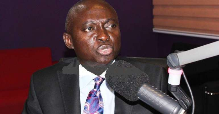Samuel Atta-Akyea, Minister for Works and Housing