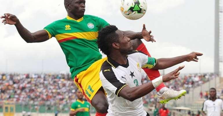 Ex-Hearts star Bernard Bortey in SHOCKING Asamoah Gyan attack, claims Ghana captain is not a good leader
