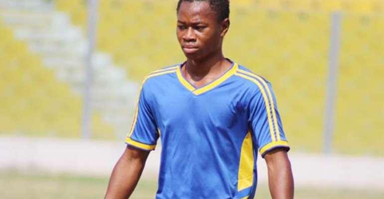 Aduana Stars midfielder Zakaria Mumuni laments Kotoko's frustrating tactics