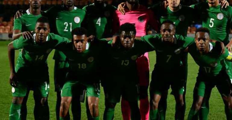 Nigeria lost 0-2 to SA