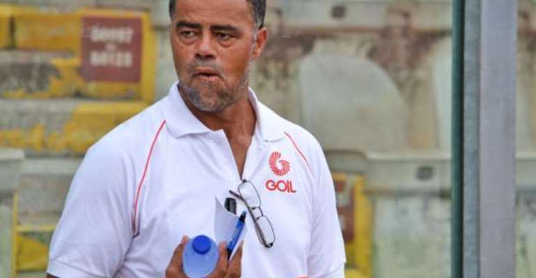 Kotoko coach Steve Polack vows to clinch GPL title at all cost
