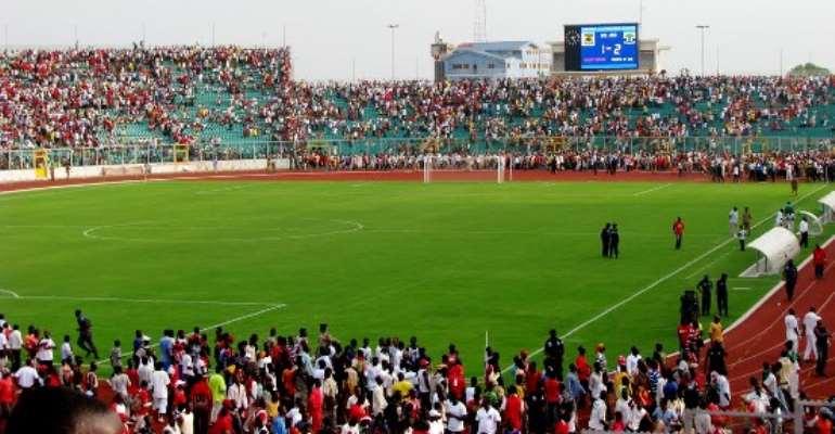 Tartan Tracks At Baba Yara Stadium Is A Disgrace To Ghana