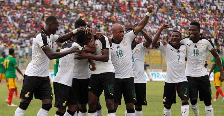 Five lessons from Ghana's win over Ethiopia
