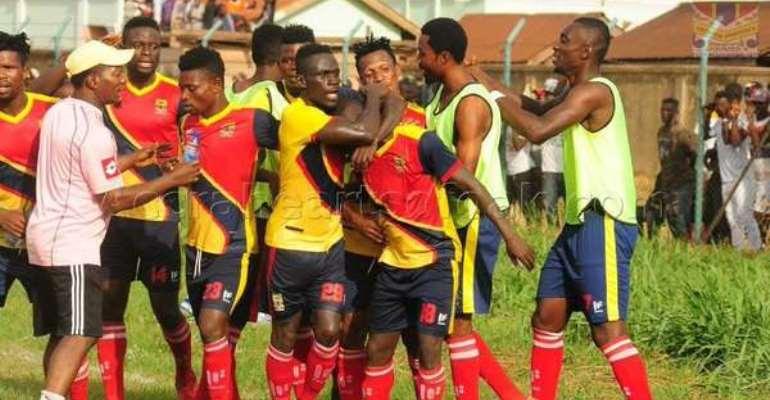 Ghana Premier League goes on a one week break for FA Cup