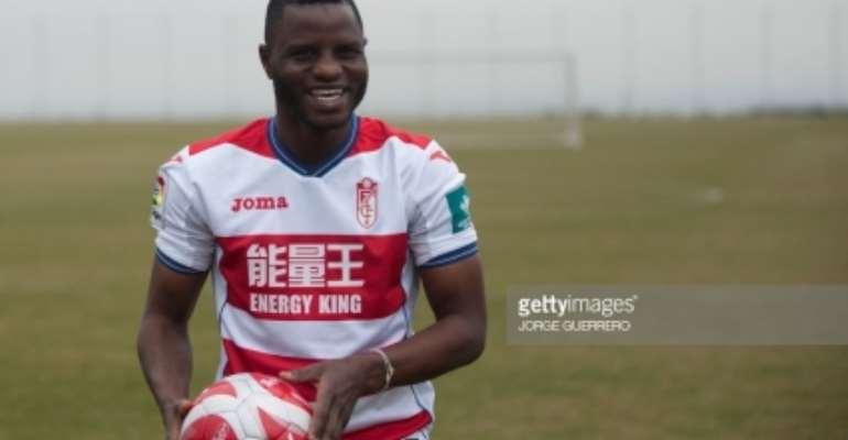 Wakaso named as Granada's best winter signing