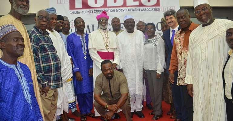 Tudec Honor's Six Ambassadors