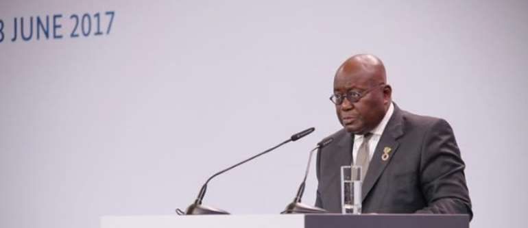 Akufo-Addo pushes African leaders to tackle 'huge problem' of youth unemployment