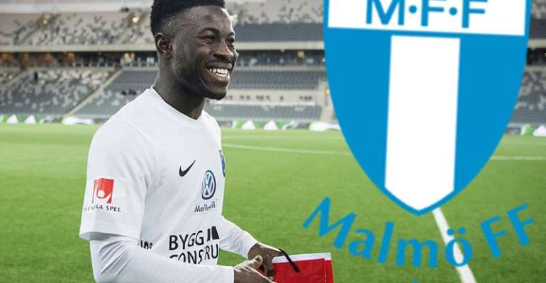 EXCLUSIVE: IK Sirius Ghanaian star Kingsley Sarfo close to joining Swedish giants Malmo FF