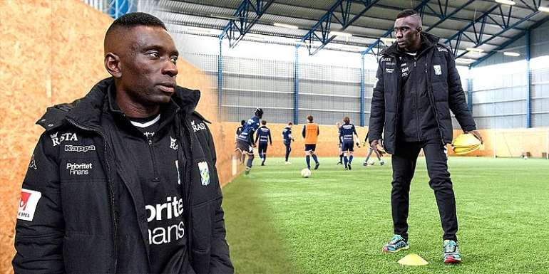 EXCLUSIVE: Swedish side IFK Göteborg hire Ghanaian Frank Boakye as youth team coach