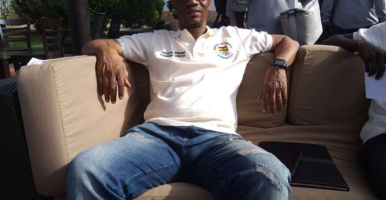 Sal 2019 African Beach Games: Chef De Mission Targets Medals For Ghana