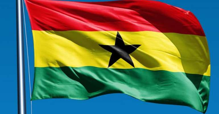 Don't Cry, Mother Ghana