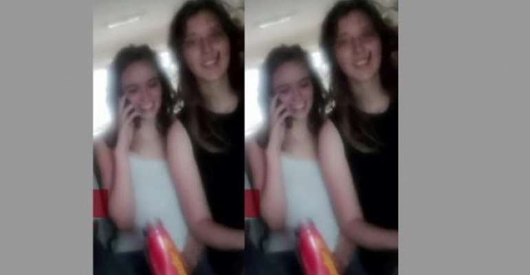 [CCTV Footage] Reveals How The Canadian Girls Were Kidnapped