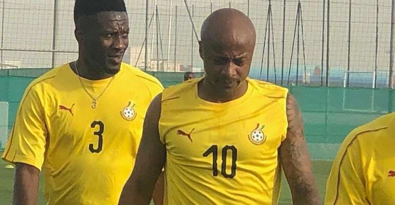 Tony Yeboah Advocates For Black Stars Captains To Be Voted For
