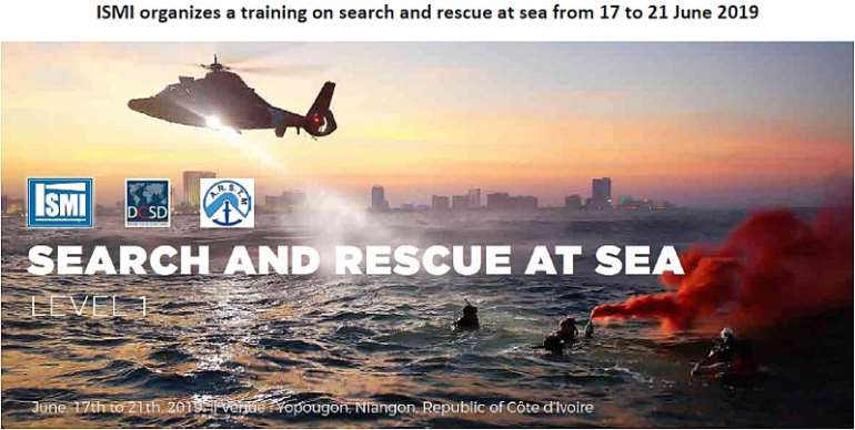 ISMI To Train 20 Navy Crew, Others On Search And Rescue At Sea