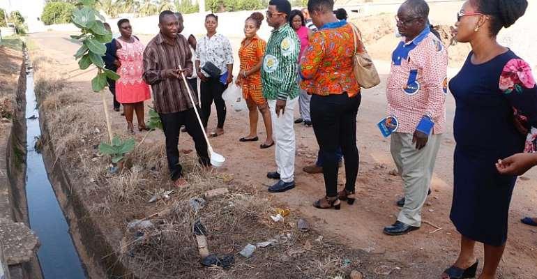 Zoomlion, Ministry Of Health Train Malaria Control Teams To Control Mosquito Breeding