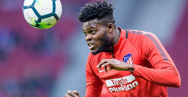 My Son Old Is To Make Decisions For Himself, Says Thomas Partey's Father