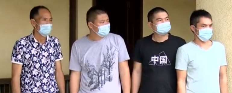 Galamsey fight: Four Chinese nationals to be deported