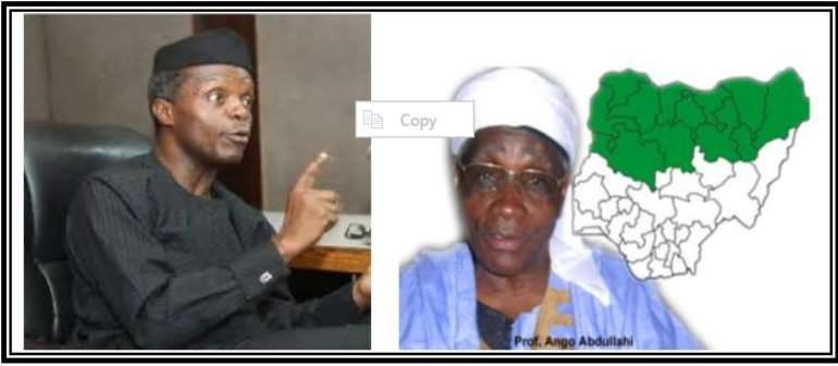 The Real Enemies of One Nigeria